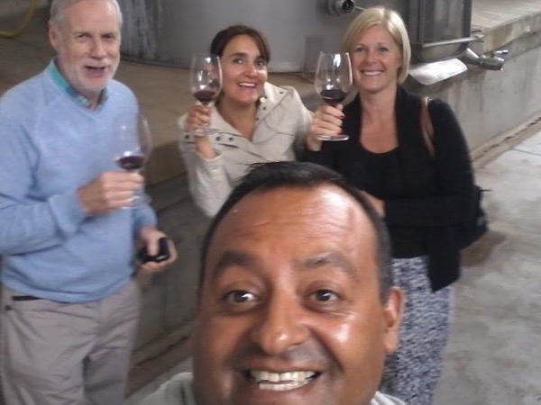 Santiago city tour & wine tour