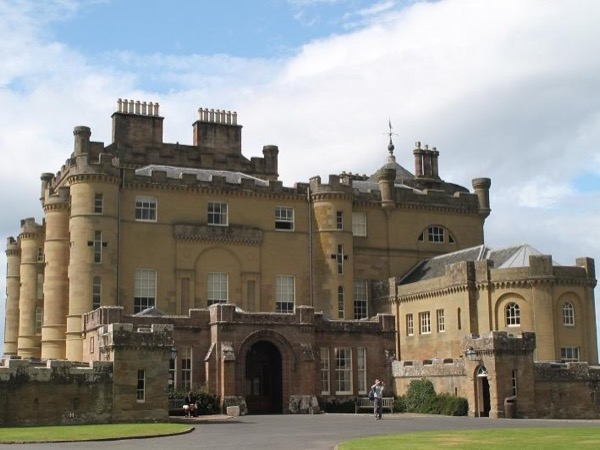 Culzean Castle & Gardens / Turnberry private tour.