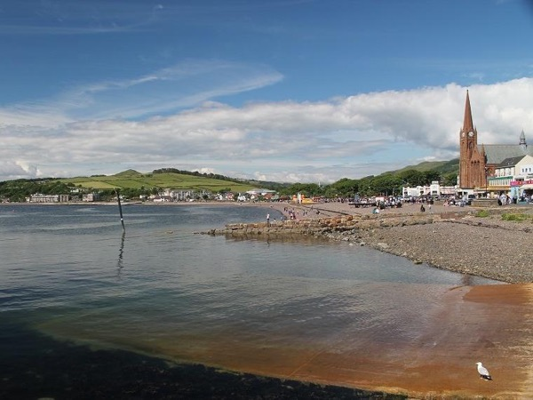 Largs and Isle of Cumbrae private tour.