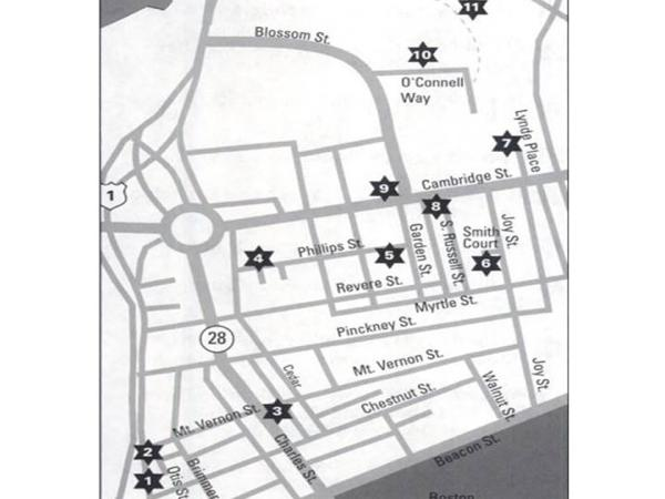 NEW! Boston Jewish Walking Tour