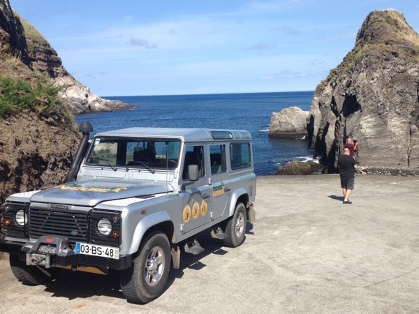Full day jeep Tour Nordeste. Car up to 6 people .