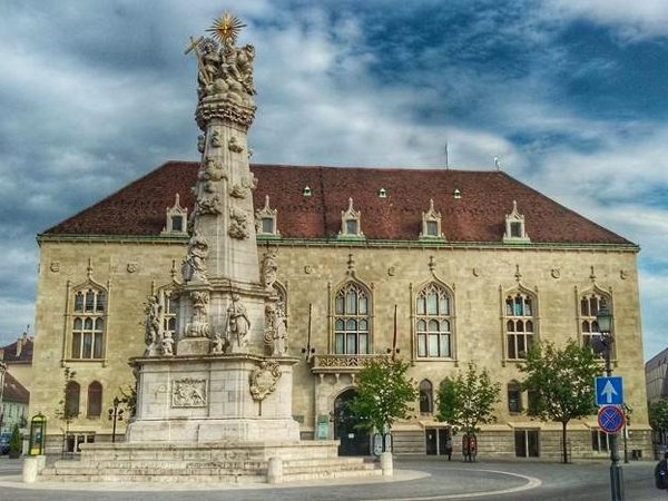 Budapest, Castle District
