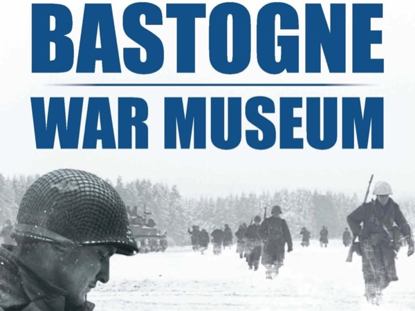 Bastogne (Battle of the Bulge) & War Museum with private guide