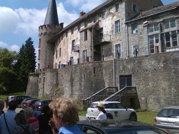 Visiting Castels and Citadels in Wallonia