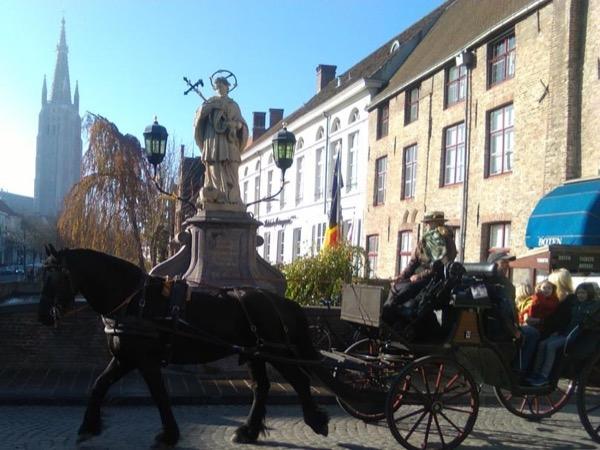 daytour Ghent and Bruges