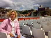 Private tour guide Antonella