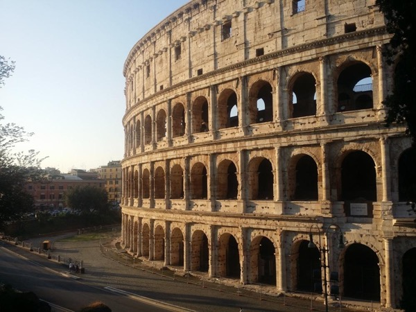 Private Shore excursion: A day in Rome
