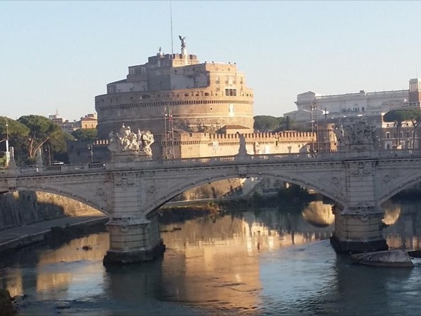 Shore excursion: The breath of Rome