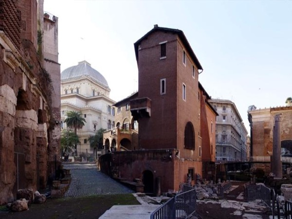 Rome Ancient Ghetto and Trastevere Walking Tour