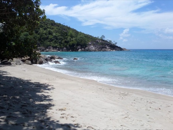 Anse Major hike
