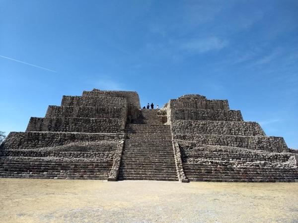 San Miguel de Allende & Canada de la Virgen archaeological site