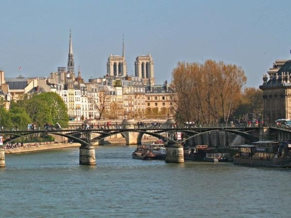 Private panoramic tour of Paris