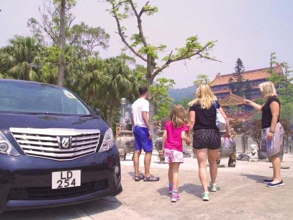 Lantau Island private car tour