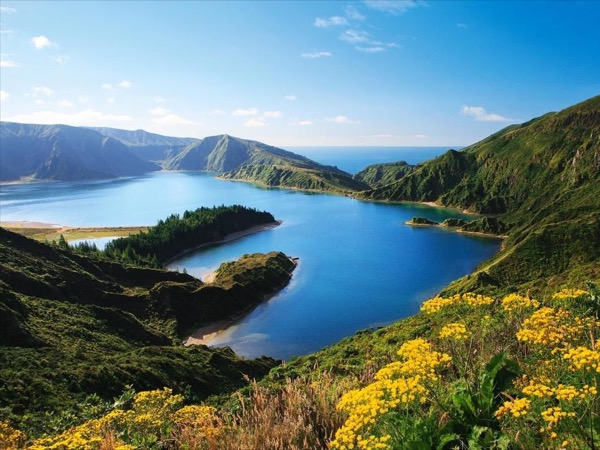 Lagoa do Fogo - Safari 4x4 Tour