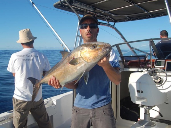 Azores Fishing Boat Trip