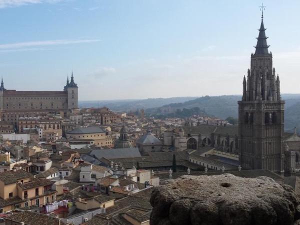 A day in Toledo Private Tour