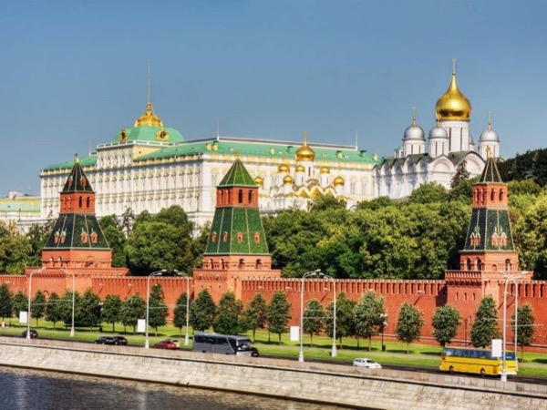 The Best of Moscow Private Day Tour with the Kremlin