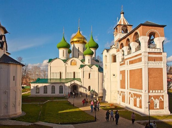 Vladimir and Suzdal - 1 Day Private Tour from Moscow to Golden Ring