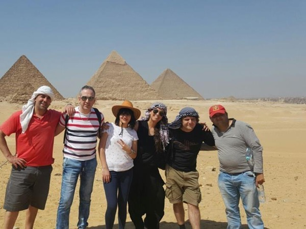 Cairo Private Tour from Alexandria