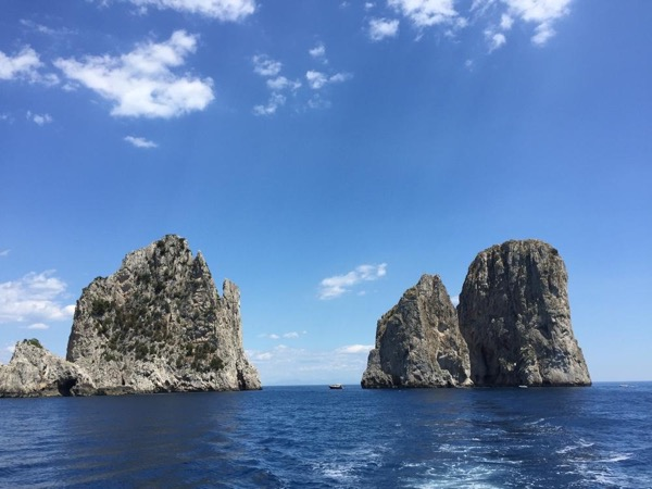 Full Day Boat Excursion Naples to Capri