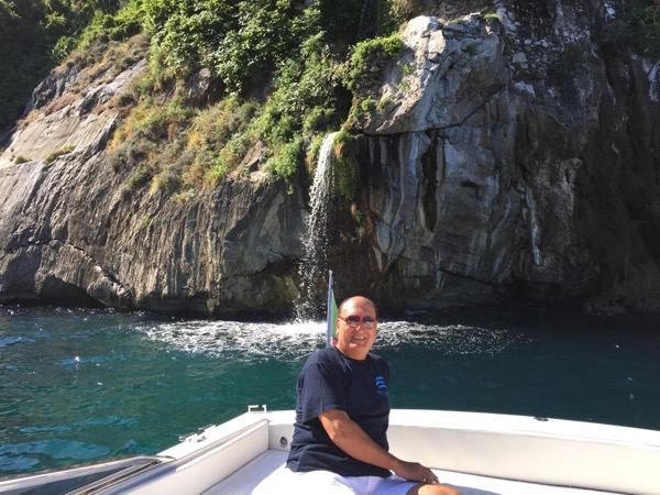 Full Day Private Speedboat Excursion from Sorrento to Capri