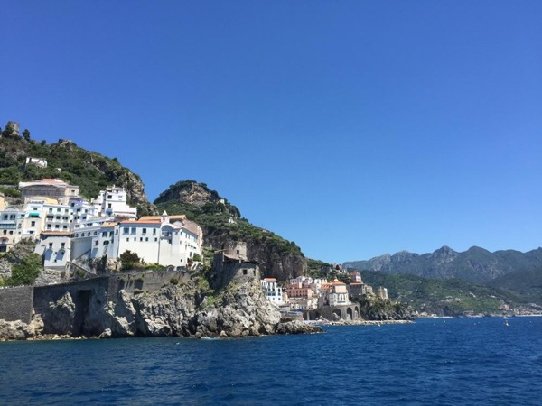 Private Boat Cruise from Positano Along the Amalfi Coast
