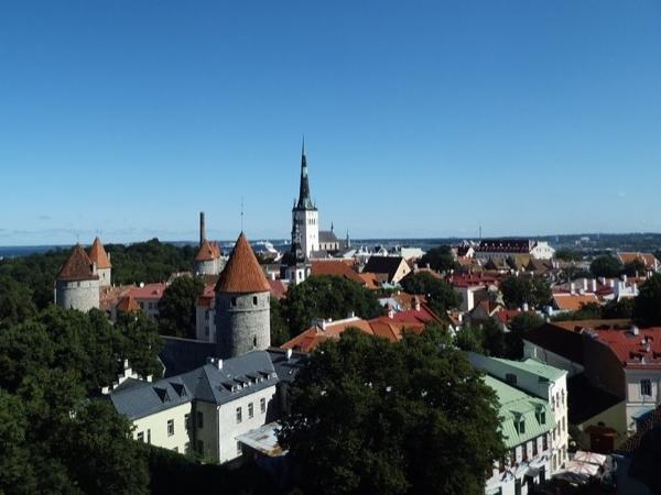 Tallinn Full Day Shore Excursion (up to 3 travelers)