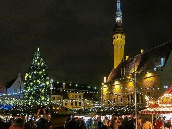Tallinn Christmas Tour