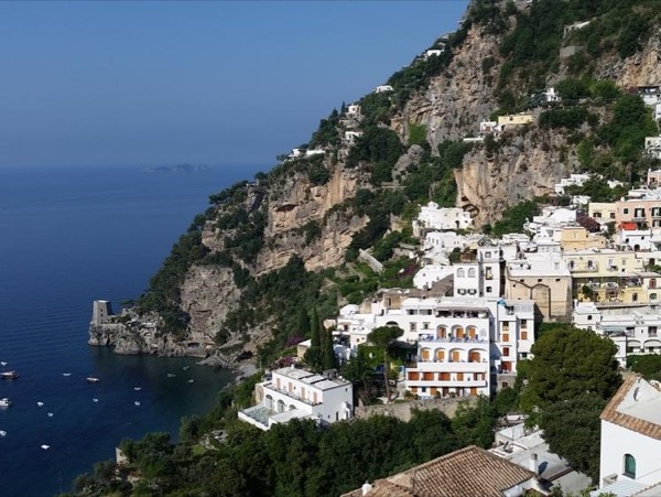 Shore Excursion-Amalfi Coast 4/7 persons