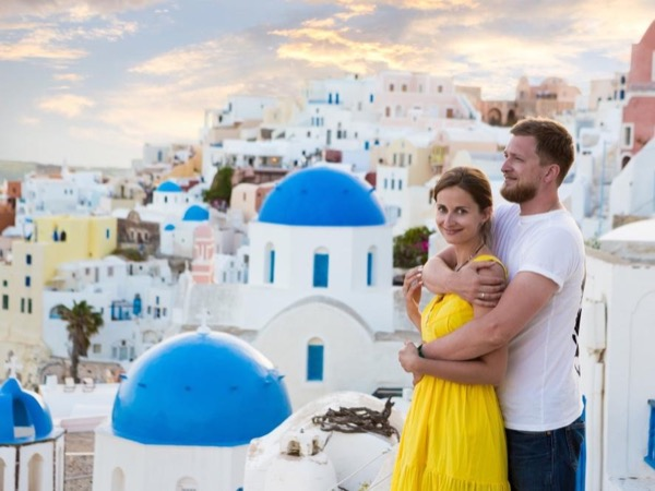 Santorini Private Tour for 2 People