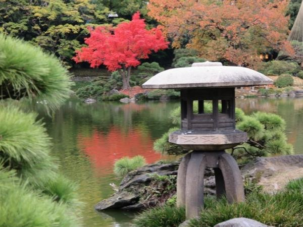 Edo Period Stroll Gardens