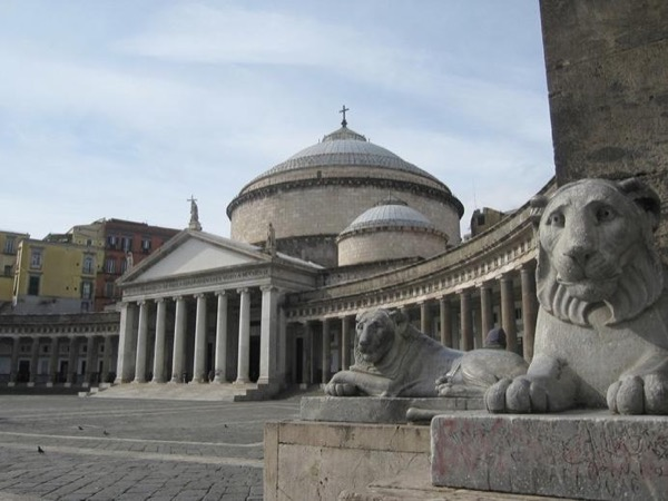 Pompeii and Naples full day walking tour