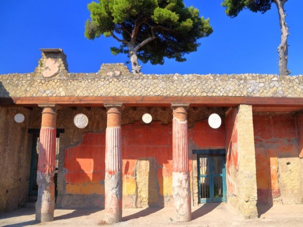 Herculaneum 2 hours tour with an archaeologist