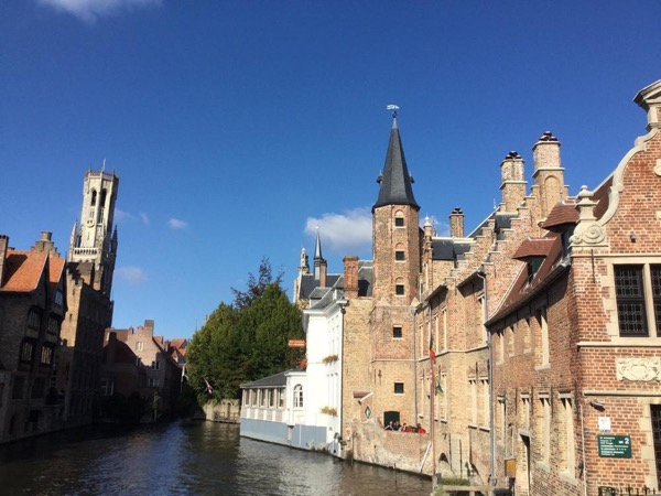 Bruges-Ghent Day Tour with private car