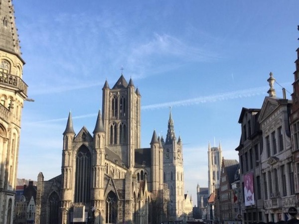 Gent Classic (Ghent) private tour/ 2,5 hours-