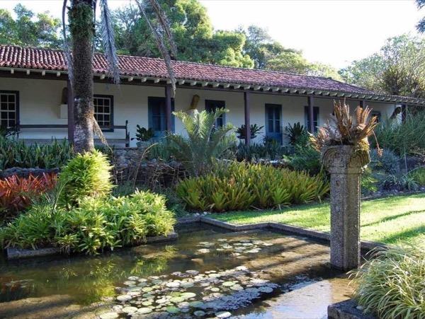 Burle Marx Gardens & Maxicana Alembique