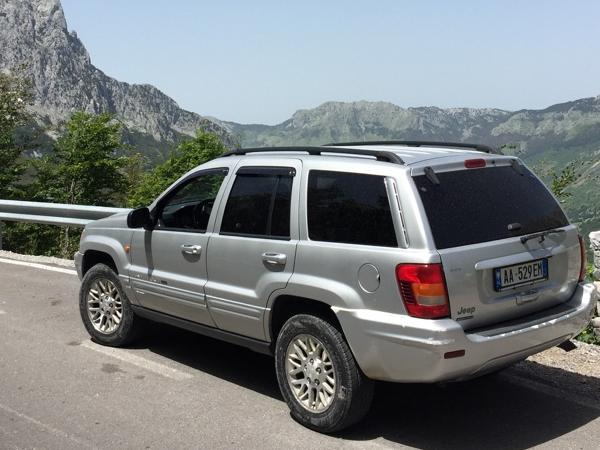 Amazing drive through the Balkans Gorges