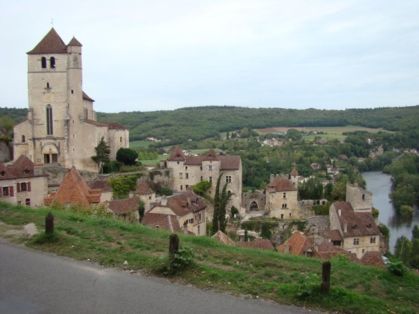 Dordogne & Rocamadour 3 day private tour from Bordeaux with American Driver-Guide