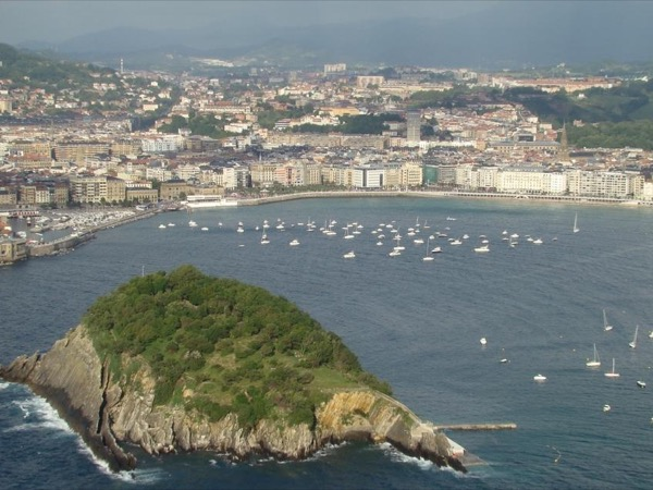 Bilbao Shore trip to San Sebastian: Private Sightseeing Tour from Bilbao to San Sebastian