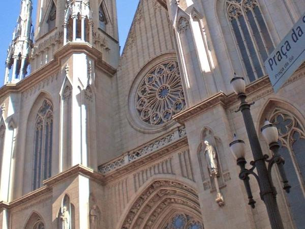 Sao Paulo city tour - Shore Excursion