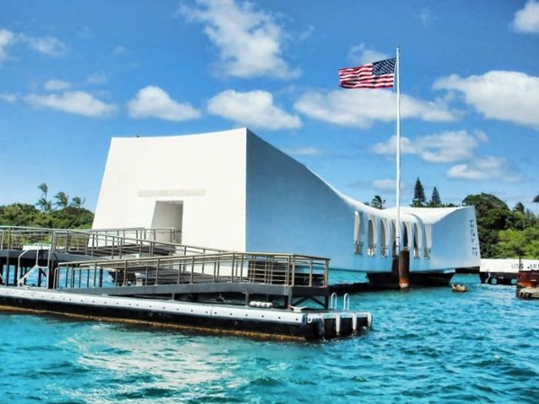 Pearl Harbor and the Island of Oahu (up to 4 guests)