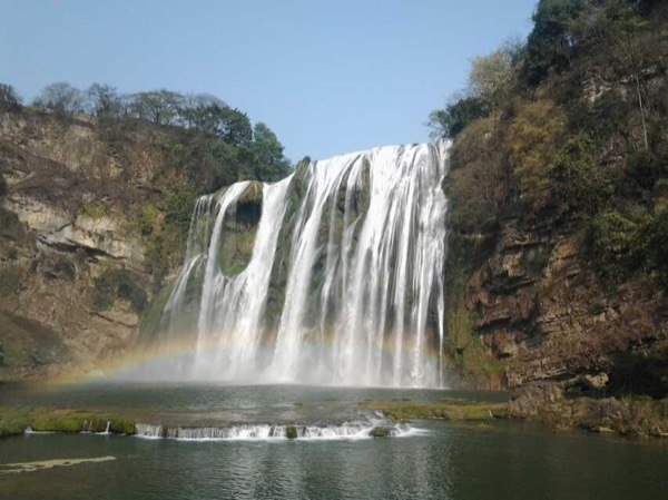 Huangguoshu Grand Waterfall