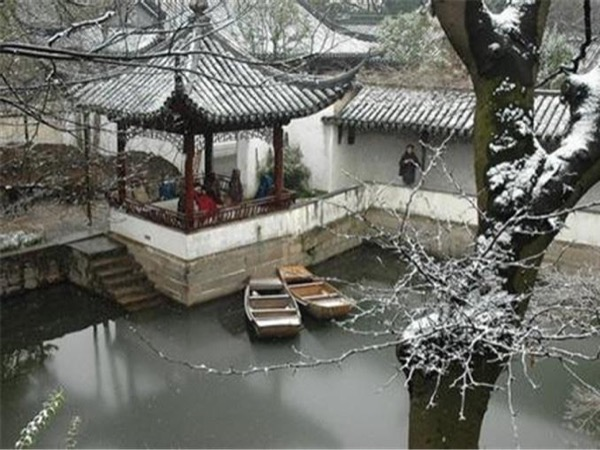 let's have fun in the oriental Venice-Suzhou.