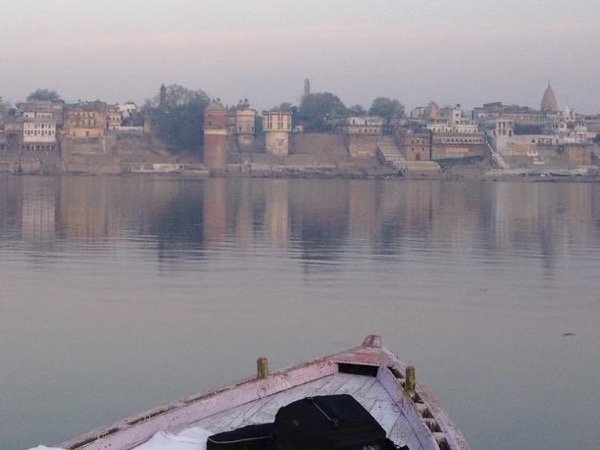 Varanasi sunrise boat ride tours on the Ganges