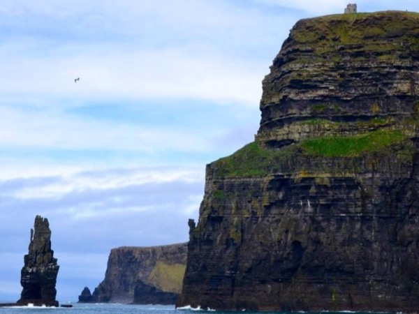 The Cliffs of Moher and The Burren