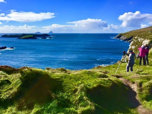 Ring of Kerry & Skellig Ring Day Tour - a private day of luxurious touring on the Wild Atlantic Way