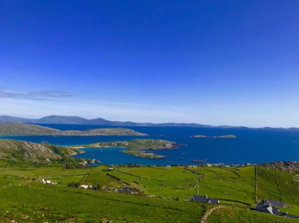The Famous Ring of Kerry and Skellig Ring.
