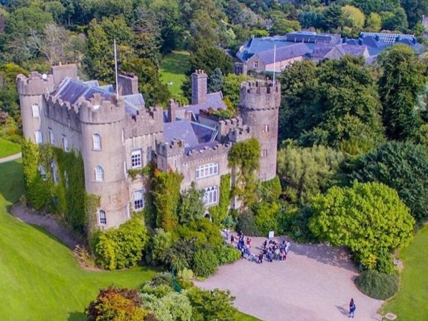 Malahide Castle & Gardens plus Howth fishing village - Private Tour