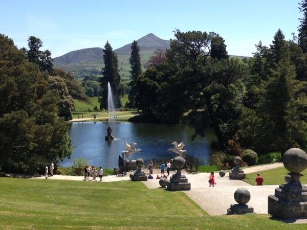 Powerscourt House & Gardens - Private Tour