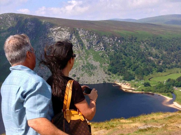 Wicklow Mountains National park & Glendalough Private Tour from Dublin